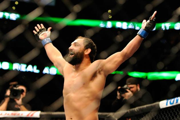 UFC 154 Results: Johny Hendricks Will Wait for a Title Shot