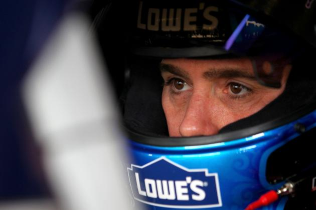 Why Jimmie Johnson Is Still Favorite for the 2013 NASCAR Sprint Cup Title