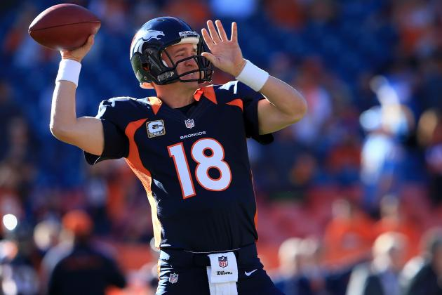 Peyton Manning: Broncos QB Will Be 1st to Win MVP and Comeback Player of Year