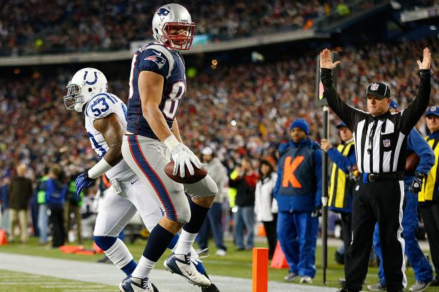 Rob Gronkowski: Updated Fantasy Outlook After Monster Week 11 Outing