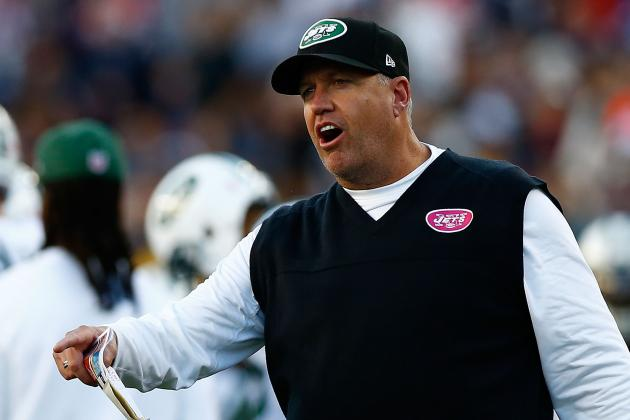 Jets vs. Rams: Is Huge Week 11 New York Win Enough to Save Rex Ryan's Job?