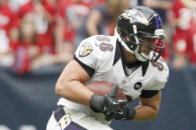 Dennis Pitta Ruled out with Concussion