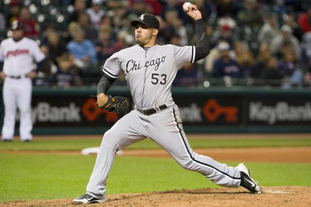 Chicago White Sox 2013 Starting Rotation: Hector Santiago vs. Jose Quintana