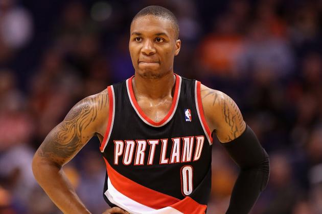 How Portland Trail Blazers Rookie Damian Lillard Is Having so Much Success
