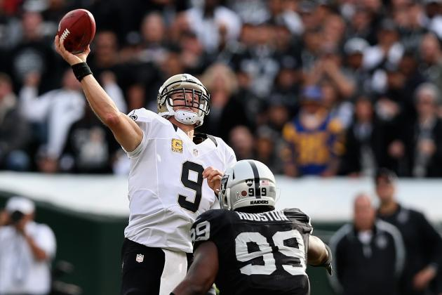 Saints vs. Raiders: Oakland Raiders Winners and Losers from Week 11