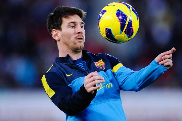 Spartak Moscow vs. Barcelona: Lionel Messi Will Lead Barca to a Major Victory