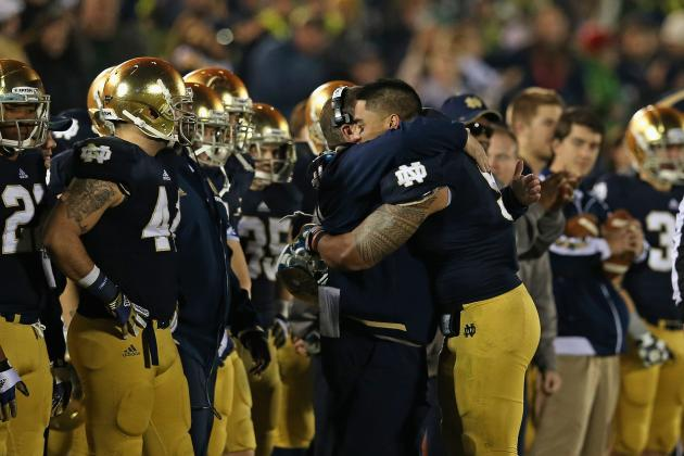 Why It's Great for College Football That Notre Dame Is No. 1 in the BCS