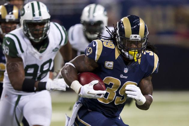 Rams vs. Jets: St. Louis' Biggest Winners and Losers from Week 11