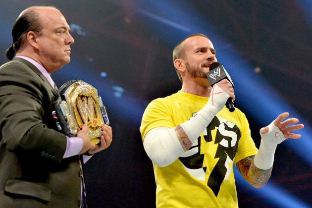 Play-by-Play of CM Punk's Victory at WWE Survivor Series