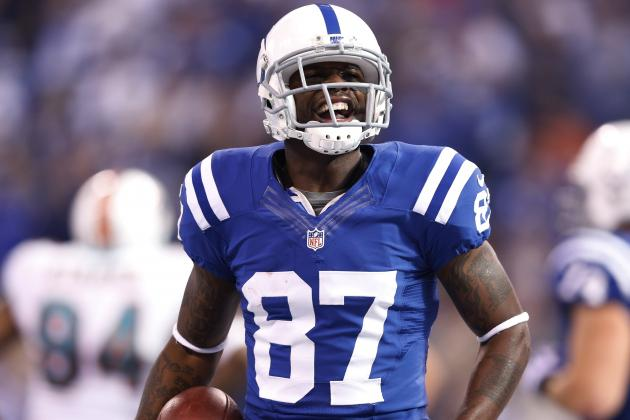 Reggie Wayne's Milestones Take Back Seat to Loss