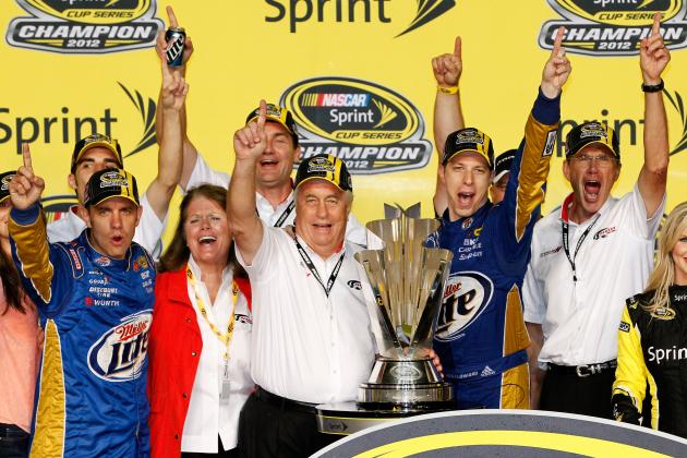 Brad Keselowski: Why Driver Will Repeat Sprint Cup Championship Run in 2013