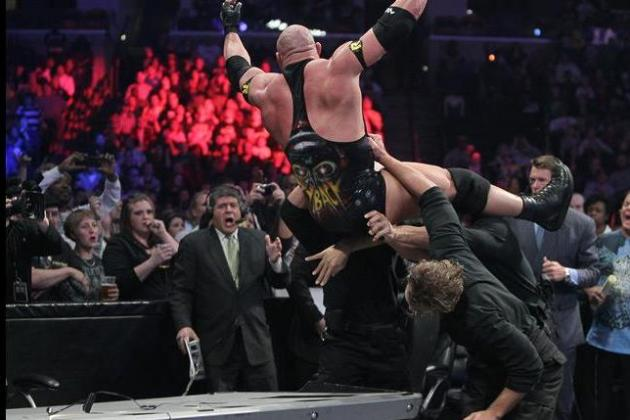 WWE Survivor Series 2012: What Happens to the WWE Moving Forward?