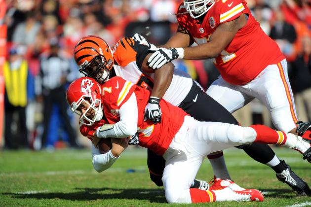 Bengals vs. Chiefs: No Touchdowns and No Hope in Kansas City's 28-6 Loss