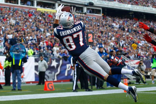 Rob Gronkowski Injury: Fantasy Status for Pats' Daniel Fells, Visanthe Shiancoe