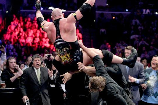 Survivor Series 2012: Signs of Ruthless Aggression