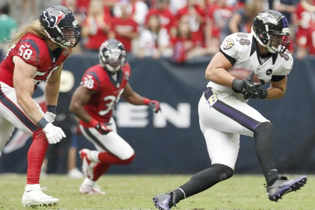 What Does Dennis Pitta's Injury Mean for Fantasy Owners, Ravens?