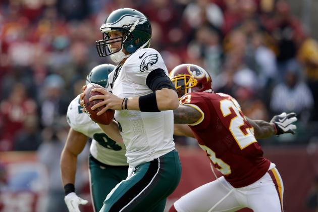 Nick Foles: Why Eagles QB Kills Fantasy Value of Maclin, Jackson