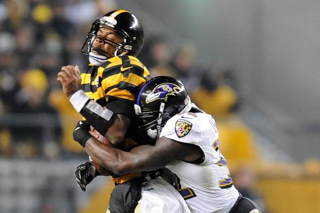 Ravens vs. Steelers: Turnovers, Stalled Leftwich Offense Doom Pittsburgh