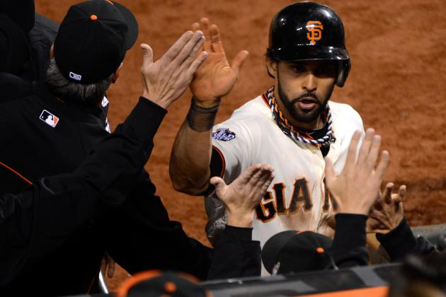 Angel Pagan Rumors: Could the Washington Nationals Pursue the Center Fielder?