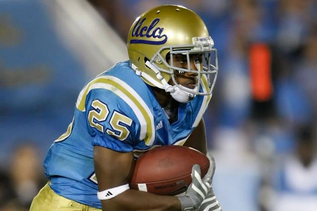 UCLA's Top Kick Returner Thigpen Has Torn ACL