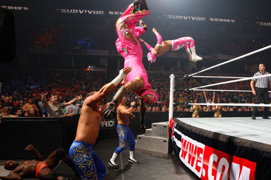 WWE Survivor Series 2012: Mysterious Debuts Will Bring New Life to Stale Product