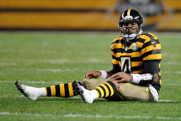 Grading Byron Leftwich's QB Play in Relief of Ben Roethlisberger