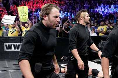 Dean Ambrose and Seth Rollins Finally Debut at WWE Survivor Series