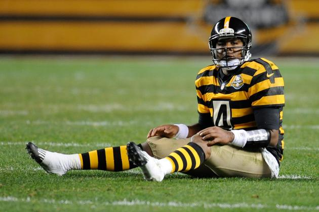Pittsburgh Steelers Never Should Have Kept Byron Leftwich In, Deserved to Lose
