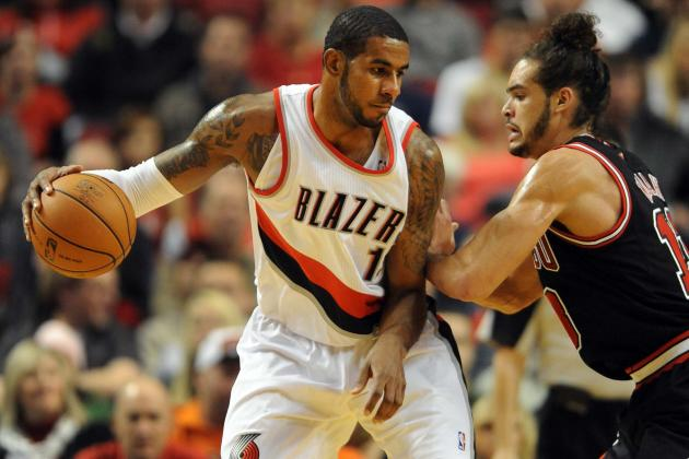 Chicago vs. Portland: How the Blazers Pulled Away for Their Third Straight Win