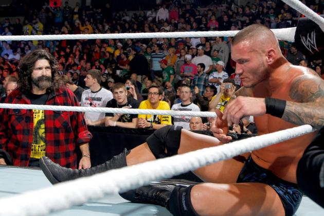 WWE Survivor Series 2012 Results: Is Randy Orton Returning to His Roots?