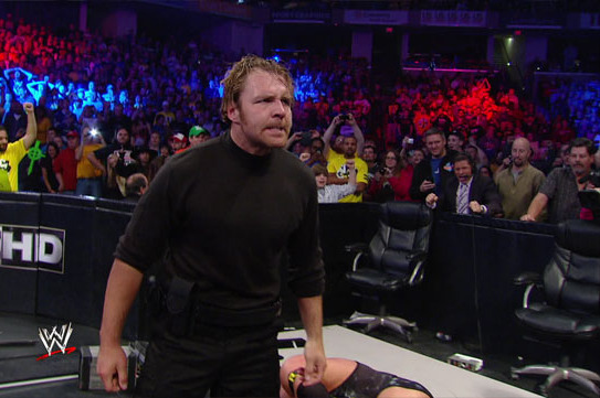WWE Survivor Series 2012 Results: WWE 'Protects' Ryback, Puts Him Through Table