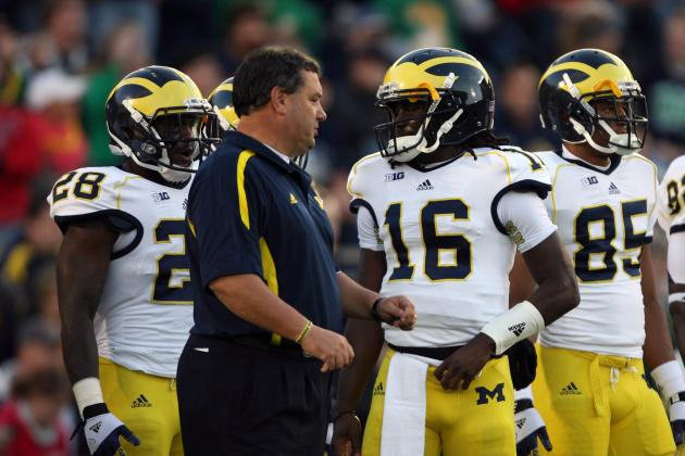 Michigan vs. Ohio State: Is Brady Hoke Beating Urban Meyer on Recruiting Trail?