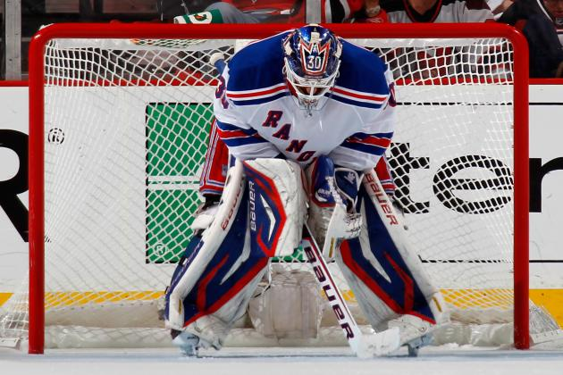 New York Rangers: Why the Lack of a Top Goalie Prospect Is a Major Concern