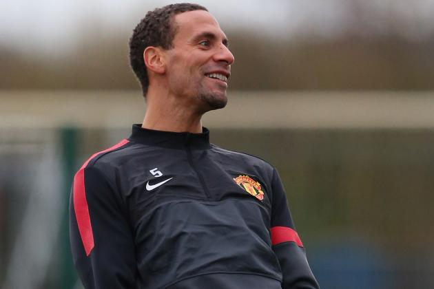 Rio Ferdinand Ponders China Offer as Manchester United Exit Looms