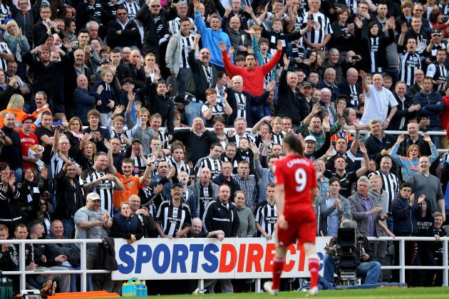 Andy Carroll: Why Pardew, Newcastle Should Do Everything to Bring Him Back