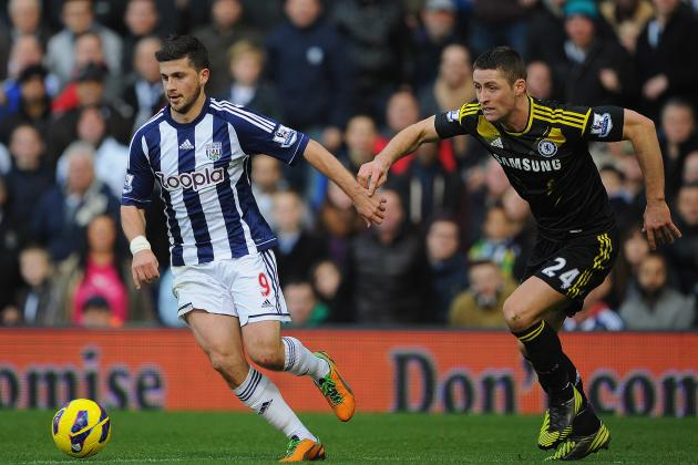 West Brom's Shane Long Battled Heartache in Buildup to Heroic Win over Chelsea