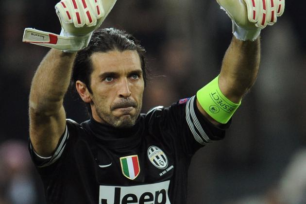 Buffon Staying to Win Champions League