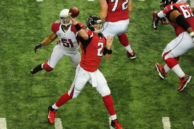 Atlanta Falcons 2012: Ugly Win Shows Heart of a Champion