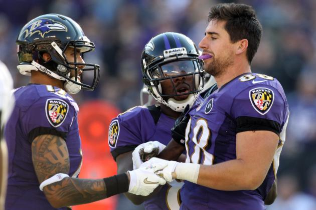 Dennis Pitta Injury: Updates on Ravens TE's Concussion