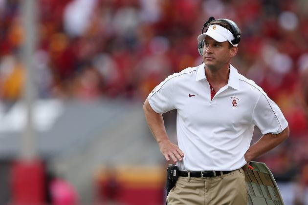 Lane Kiffin: USC Coach Should Return Next Season Despite Struggles