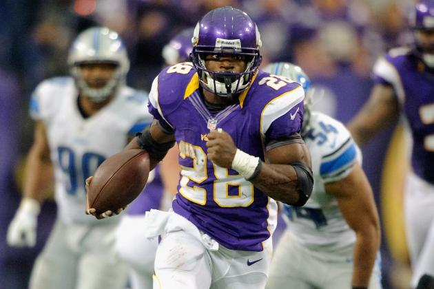 Peterson's Recovery Gives Resting Vikings Hope