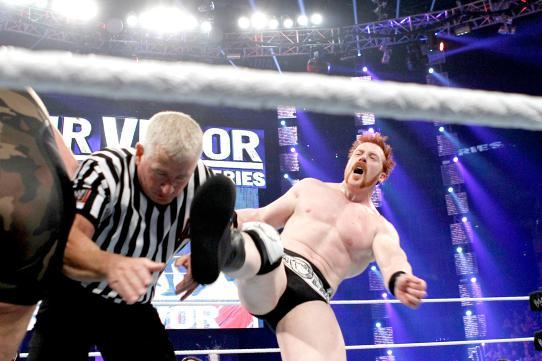 WWE Survivor Series 2012: What to Expect Next Between Big Show and Sheamus