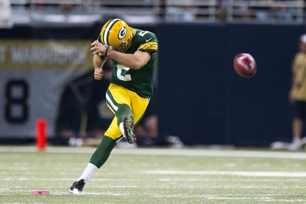 McCarthy Stands by Struggling Kicker Crosby