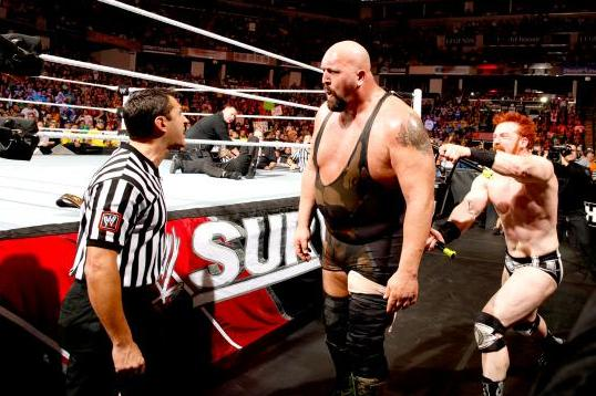 WWE Survivor Series Results: Sheamus-Big Show Rematch Sets a High Bar for TLC