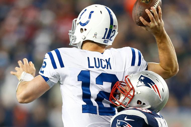 Rob Ninkovich: New England Patriots Defensive End Ties Team Record in Big Win