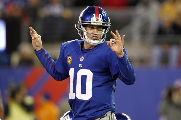 Debate: Which of the Giants' Remaining 6 Games Is the Biggest Test?