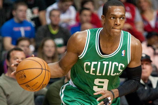 Rajon Rondo Continues to Chase Assist Record Even in Losses