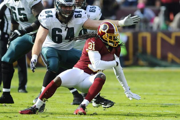 Eagles vs. Redskins: Washington's Biggest Winners and Losers from Week 11