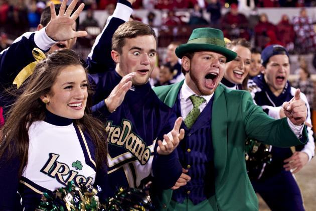 2012 College Football TV Schedule Week 13: TV Listings for the Upcoming Week