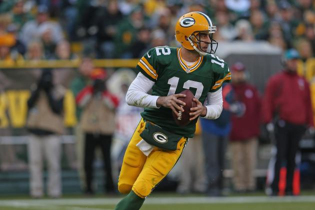 2012 Fantasy Football Quarterback Rankings: NFL Week 12